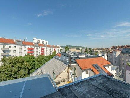 ++NEU++ Hochwertiger 3-Zimmer DG-ERSTBEZUG mit Terrasse (23m²), optimaler Schnitt! alles auf einer Ebene!