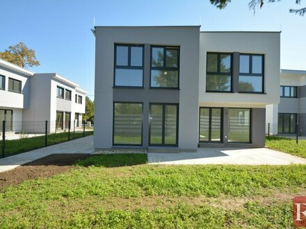 Modernes Einfamilienhaus in begehrter Lage in Klosterneuburg - provisionsfreier Erstbezug