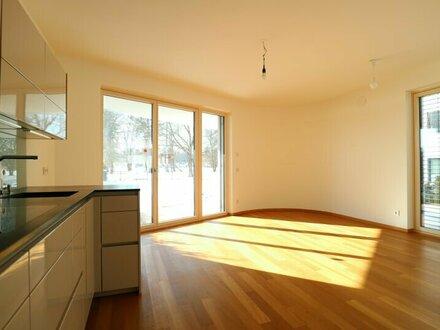 Traumhafte 3-Zimmer-Gartenwohnung mit Terrasse in Morzg