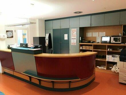 Befristet vermietete Großordination in Ärztezentrum - Anlageobjekt mit guter Rendite