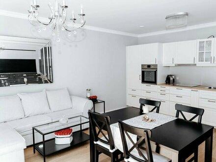 Salzach Palais: Möblierte 2-Zimmer-Wohnung in zentraler Lage!