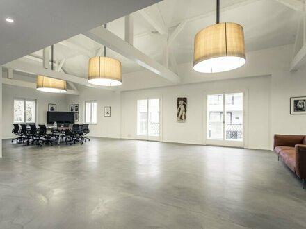 Representativer Geschäftsstandort in ausgebautem Dachgeschoß
