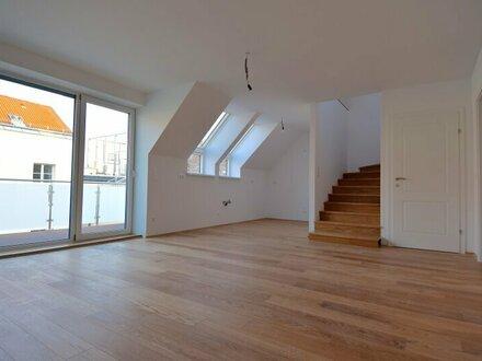 ERSTBEZUG! Dachgeschoßwohnung mit guter Raumaufteilung Nähe Vogelweidpark