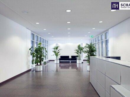 FLEXIBLE BÜROFLÄCHEN! Von 13m² BIS 30 m²! PROVISIONSFREI! GASTRO & TIEFGARAGE IM HAUS! FREQUENZLAGE!