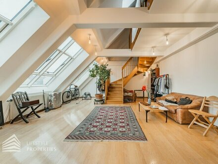 Wunderschöne 3-Zimmer Maisonetten-Wohnung mit Terrasse