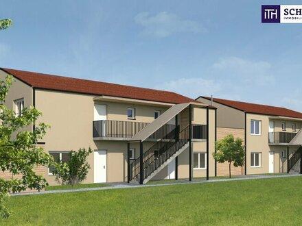 ITH - PRÄCHTIGE GARTENWOHNUNG! Hier will ich leben! 3 Zimmer + Terrasse + Garten! Direkt im ZENTRUM von Leibnitz! PROVISONSFREI!