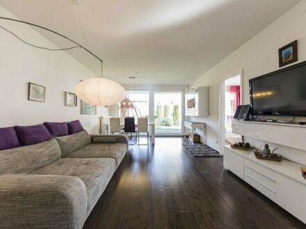 Exklusives Seepark-Apartment mit Garten und direktem Seezugang in Velden am Wörthersee zu verkaufen!