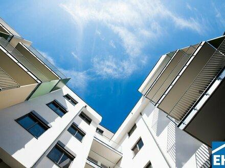 Neubau – Perfekt aufgeteilte 2-Zimmer Wohnung mit Loggia