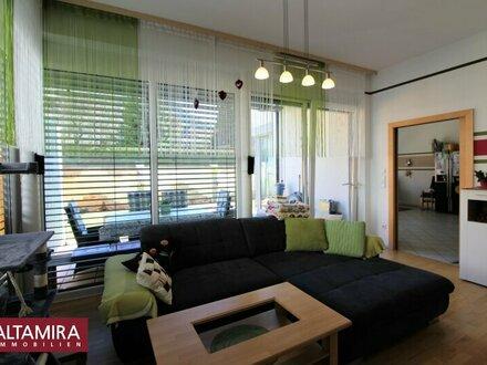 Zentrum Schladming - Großzügige Eigentumswohnung mit sichtgeschütztem Eigengarten und Planaiblick