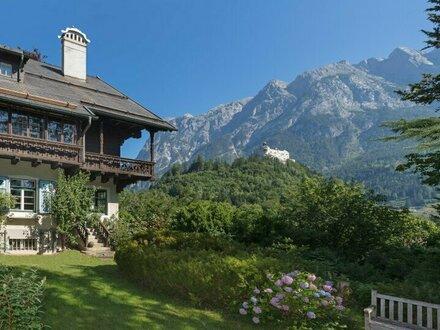 Herrschaftlicher Wohnsitz in den Salzburger Bergen