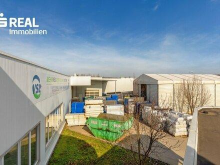 Firmensitz im Gewerbegebiet Biedermannsdorf zu mieten!
