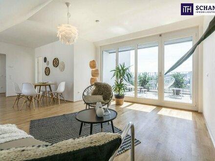 DAS HAT STIL! Top 3-Zimmer-Wohnung mit großzügigen Freiflächen + PROVISIONSFREI - ab 05/2020.