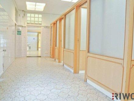 Labor / Gemeinschaftspraxis! Große Räume! Auch für Sport! Ca. 550m² nähe Floridsdorfer Spitz! Teilflächen möglich