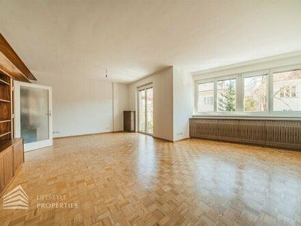 Ruhige, helle 3-Zimmer Wohnung mit 3 Balkonen, Nähe Schönbrunner Park