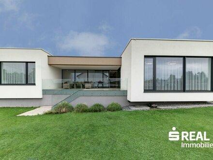 Modernes Architektenhaus in Rohrbach-Berg
