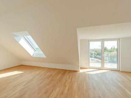 ++NEU++ Großartiger 3-Zimmer DG-NEUBAU-ERSTBEZUG mit zwei Terrassen in TOP-Lage!