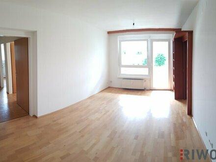 Ruhig gelegene 3-Zimmer-Wohnung in Welzenegg