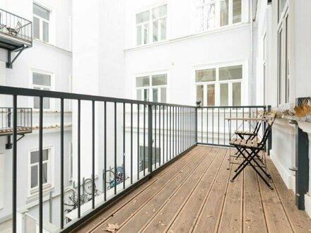 Wundervolle Wohnung 3 Zi. nähe Praterstern, Nestroyplatz und Taborstraße