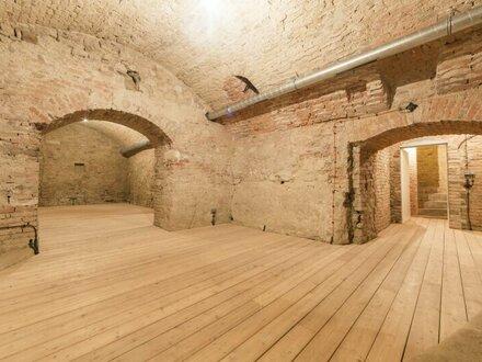 Wunderschönes Kellergewölbe in der Grünangergasse, 1010 Wien