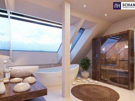 DAS IST WAHRER LUXUS!! Exquisites Penthouse mit Wellnessbereich und großer Südterrasse!!!