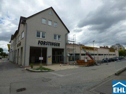 Geschäftsfläche in Stockerau
