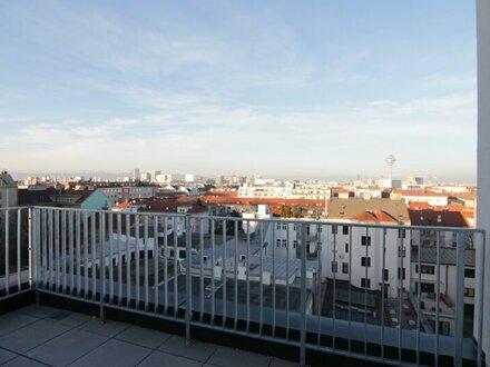 Traumhafte Dachgeschoßwohnung mit Terrasse