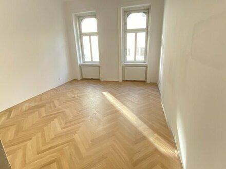 Wohnung im Herz des 15., Bezirkes mit ca.100m² 3 Zi. + Balkon