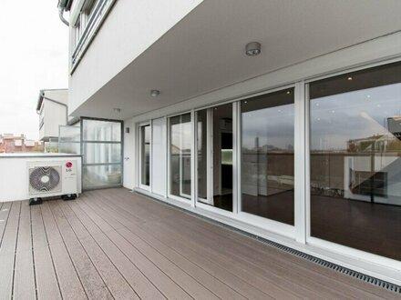 Luxuriöse 3-Zimmer Maisonettewohnung mit Blick auf den Augarten!
