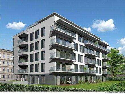 Andräviertel: 4-Zimmer-Stadtwohnung mit Südbalkon!