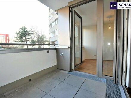 """Tolle 2-Zimmer-Wohnung mit Balkon im """"Panorama 3 Tower""""!"""