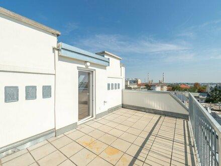 ++NEU** 3-Zimmer DG-Maisonette mit Dachterrasse!
