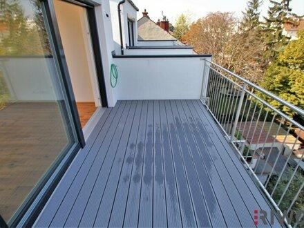 Sonniges Eigenheim im Dachgeschoß - Erstbezug mit Terrasse