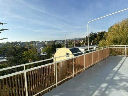 Smart living nach Totalsanierung - 3 Zimmer Wohnung mit Sonnenterrasse -