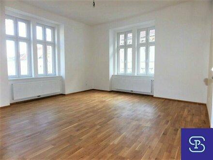 Erstbezug: Toprenovierter 96m² Altbau mit Einbauküche - 1060 Wien