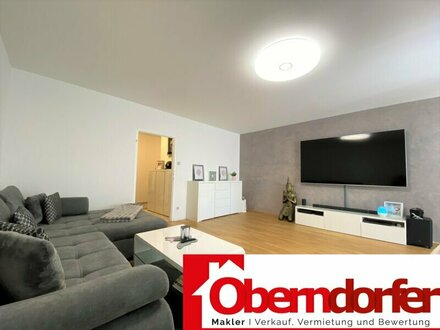 TERRASSEN(T)RAUM | Drei-Zimmer-Wohnung | LEHEN