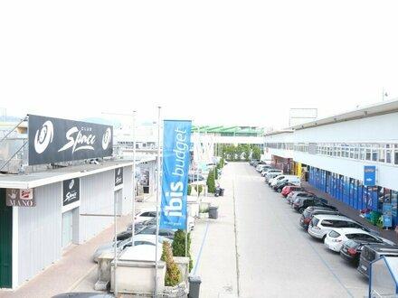 Büro - ausreichend Parkmöglichkeiten - nahe Flughafen