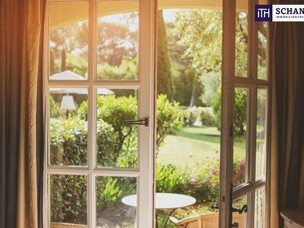 UNGLAUBLICH! Die Gelegenheit für eine tolle 3-Zimmer Wohnung mit GARTEN und einzigartigem Blick ins Grüne! Fertigstellu…