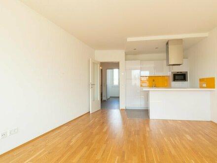 HELLE 2-Zimmer-Wohnung mit BALKON und schöner AUSSICHT! HOFSEITIG! 2 Minuten zur U3! Balkon! Supermarkt im Haus!