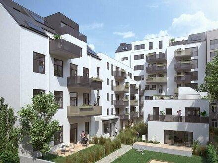 Urban in Mariahilf - Eigentumswohnungen