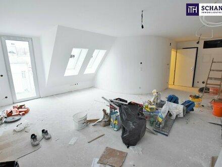Hier werden Wohnträume wahr! Hofseitige Sonnen-Terrasse + Hochwertige Ausstattung + Rundum saniertes Altbauhaus!