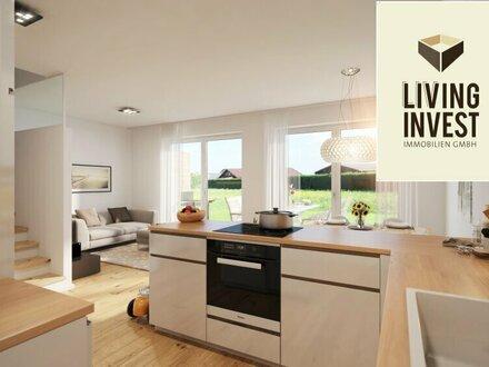 """NEU! 2. Bauabschnitt! Innovative 4-Raumkonzept Doppelhäuser """"Smart Living"""" in Perg - Haus D2"""
