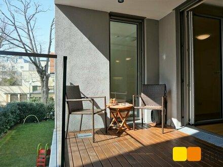 Großzügige drei Zimmer, Neubau in Sievering