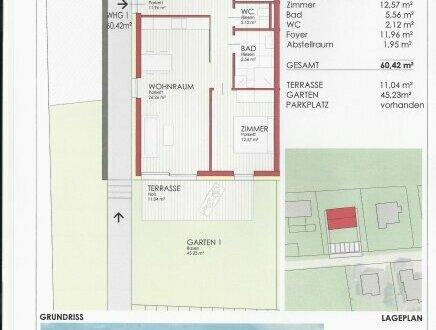 PREMIUM WOHNPROJEKT Neubau Eigentumswohnung Top 1 - Zweitwohnsitzgenehmigung!