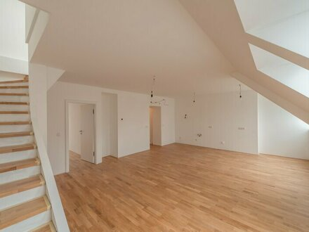 ++NEU++ 4-Zimmer DG-Erstbezug, große Wohnküche! Balkon+Terrasse!