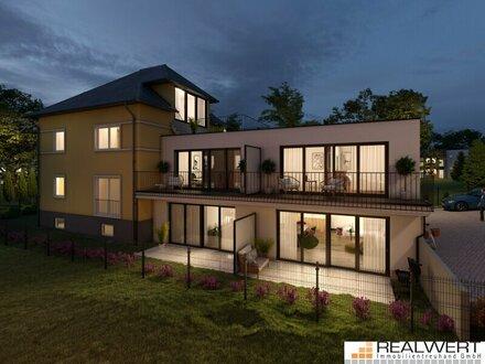 3-Zimmer Terrassenwohnung mit Reihenhausfeeling