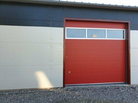 Unbefristete 247m² Lagerhalle / Produktion mit ca. 4,5m Raumhöhe - 2 Autostellplätze inklusive