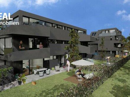 22., Mietwohnung Top 6, Haus 1:, 3 Zimmer mit Balkon, ca. 48 m² Wfl.