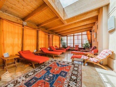 Einzigartig in Österreich - der 360 m² große Wohlfühltempel Hamam im Zentrum Badens