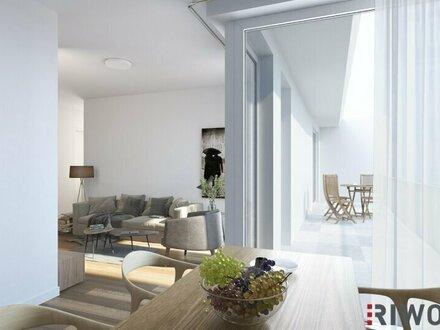 Erstklassige Terrassenwohnung - Barrierefrei - Top Ausstattung