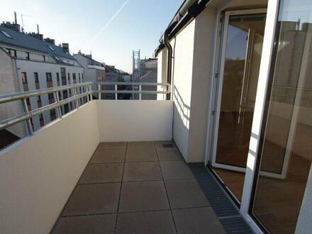 ERSTBEZUG: 1 Zimmerwohnung mit Balkon